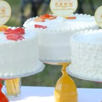DIY Cake Stands - A Well Crafted Party