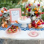 Modern country styled wedding - A Well Crafted Party