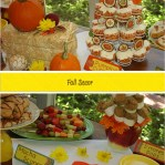 {Real Party} Little Pumpkin Sip and See