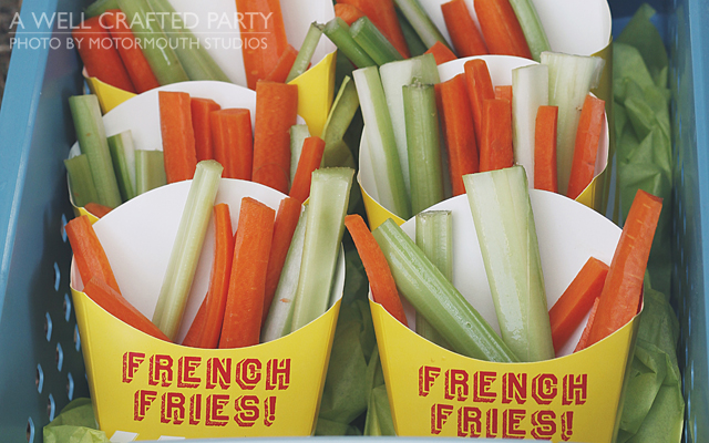 Veggie Stick French Fries