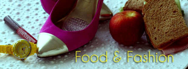 Food and Fashion Month on A Well Crafted Party
