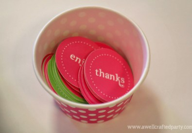 DIY Friend Gift for Coffee or Tea Lovers featured on A Well Crafted Party