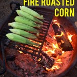 Fire Roasted Corn from A Well Crafted Party