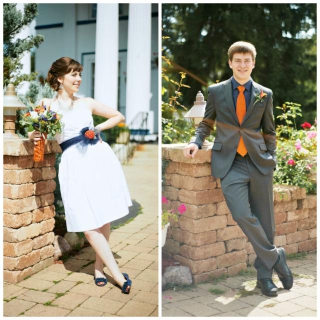 Fall wedding, DIY wedding - A Well Crafted Party