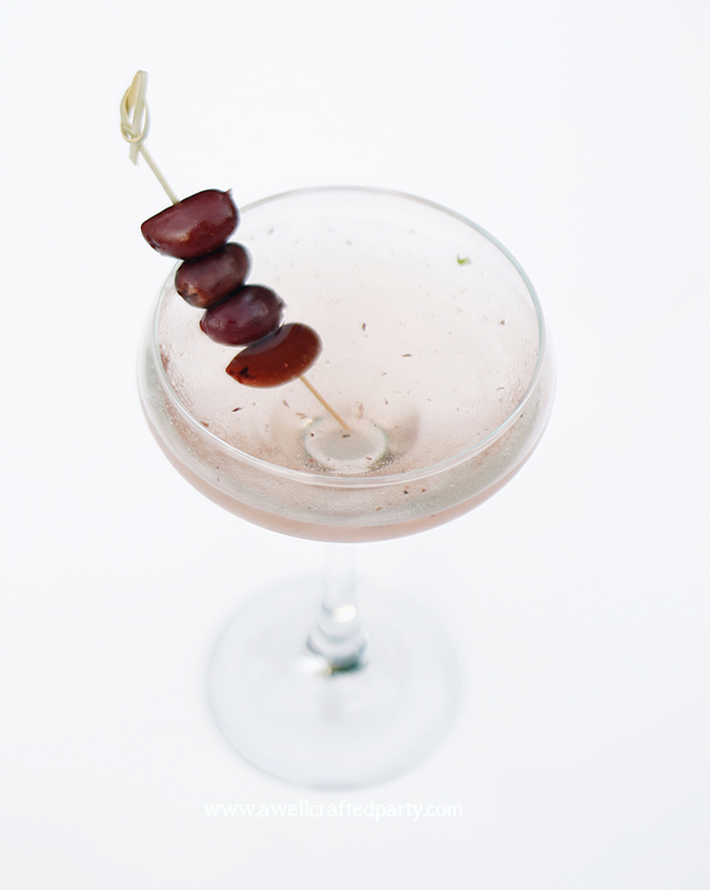 Favorite Cocktail Recipes of 2014 - Twist on the Classic Martini // A Well Crafted Party