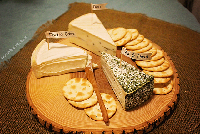 Tips for Creating a Cheese Board - A Well Crafted Party
