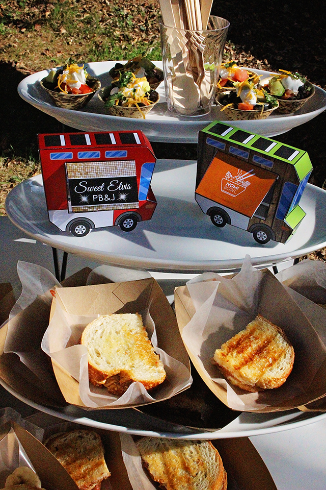 Food Truck Theme for Party Food A Well Crafted Party