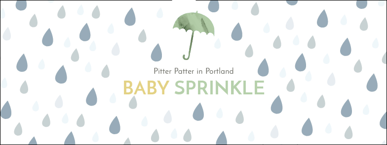 Pitter Patter in Portland Facebook Invite