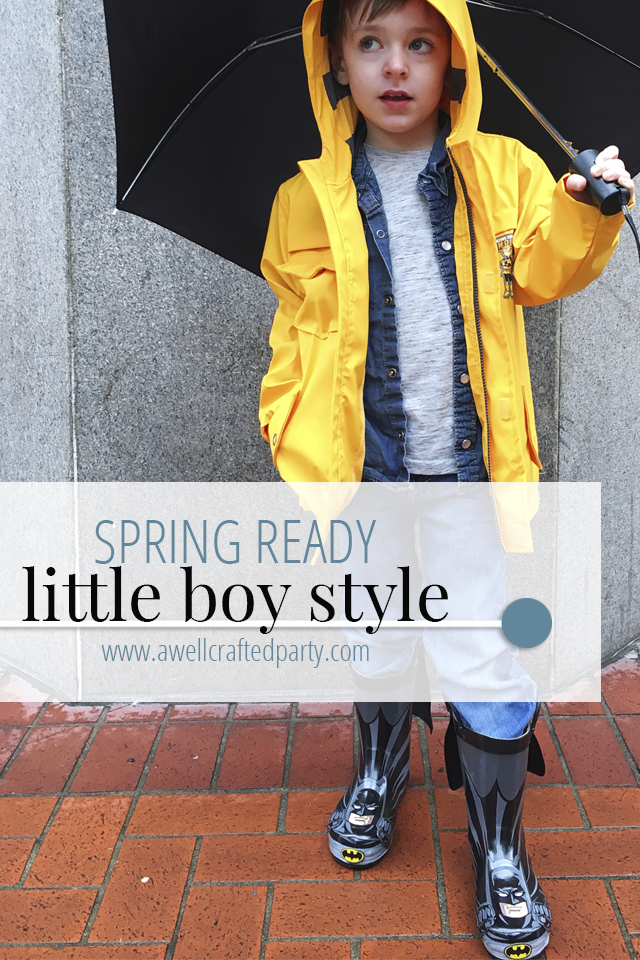 Spring Style in Portland - A Well Crafted Party