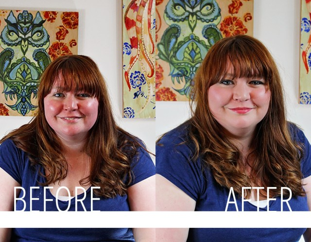 Sponsored Review: Before Mineral Fusion Makeovers - A Well Crafted Party