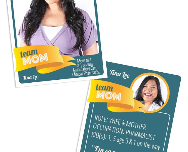 Working Moms: Pharmacist, Pregnant & Mother of One