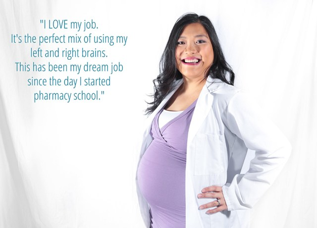 Working Mom: Pharmacist & Mother of 1 with one on the way - A Well Crafted Party, photos by Momma Bear Magazine