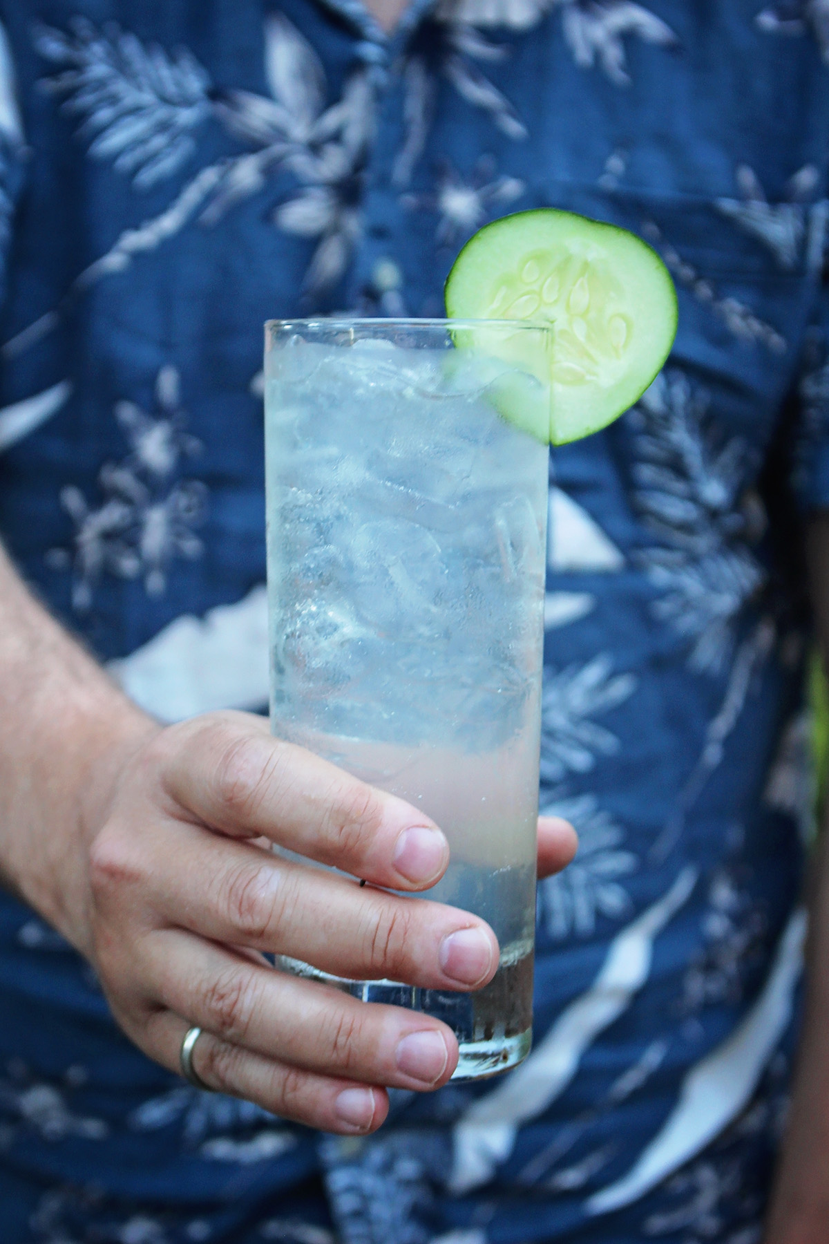 Cucumber, Citrus & Herbs Gin and Tonic from A Well Crafted Party