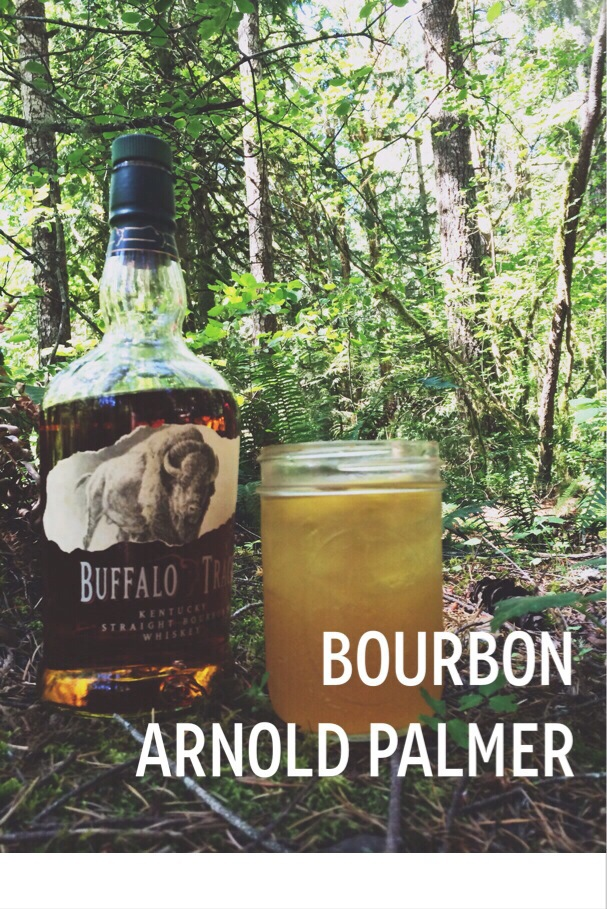 Spiked Arnold Palmer the perfect camping cocktail from A Well Crafted Party
