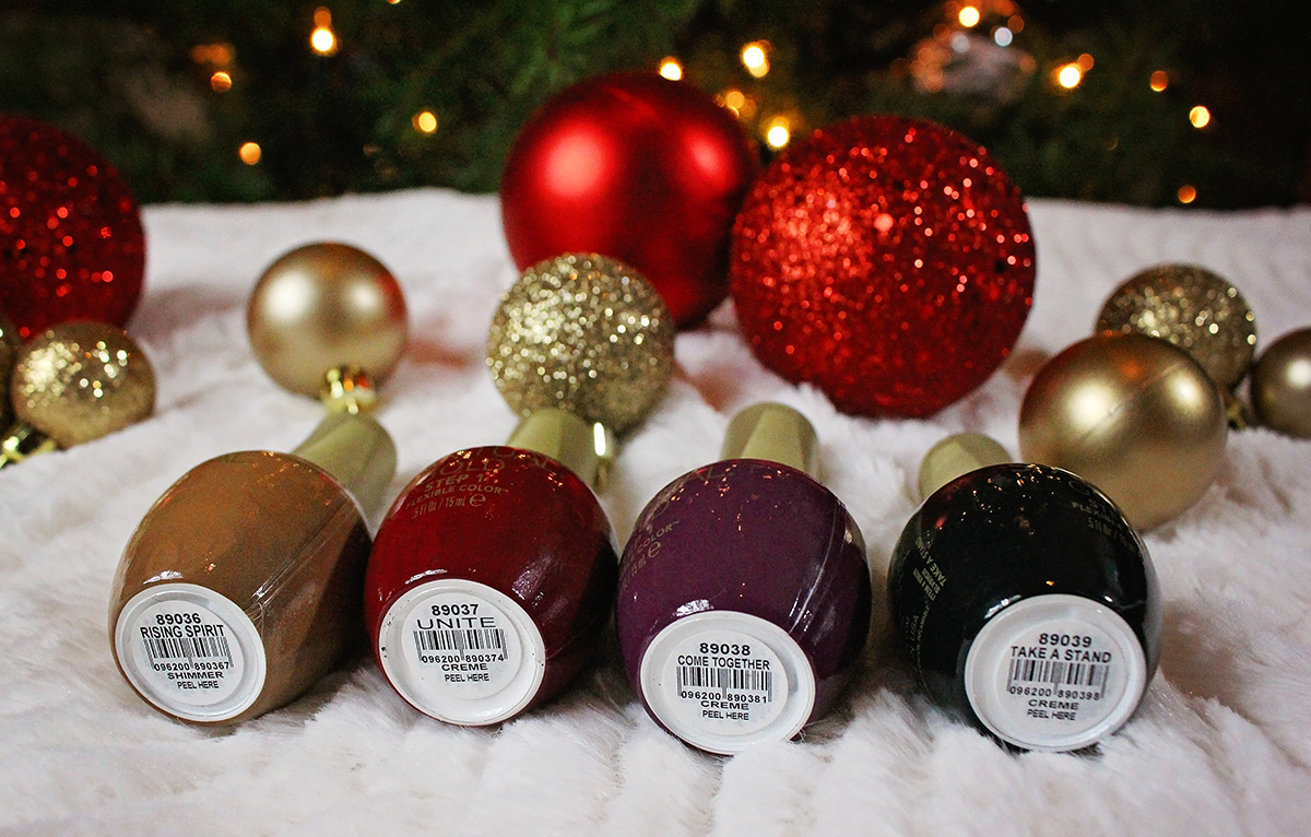 Holiday Must Have - SpaRituals Holiday Collection - Sponsored & featured on A Well Crafted Party