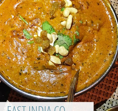 East India Co. for Portland Dining Month 2017