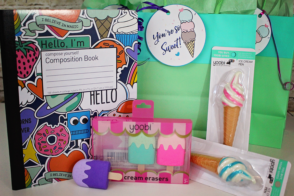 Ice Cream Party Favors | A Well Crafted Party