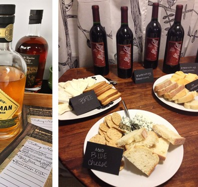 How to throw a tasting party   A Well Crafted Party
