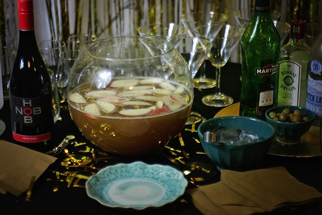 Holiday Drinks   A Well Crafted Party