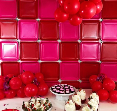 Valentine's Day Favorite Things Party | A Well Crafted Party in partnership with Oriental Trading