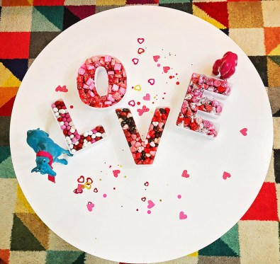 Valentine's Day Favorite Things Party   A Well Crafted Party
