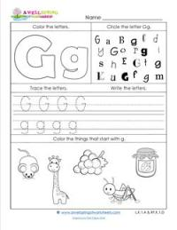 Worksheets by Subject | A Wellspring of Worksheets