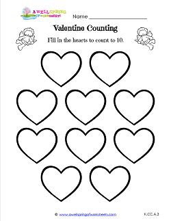 Preschool Worksheets Valentine S Day. Preschool. Best Free