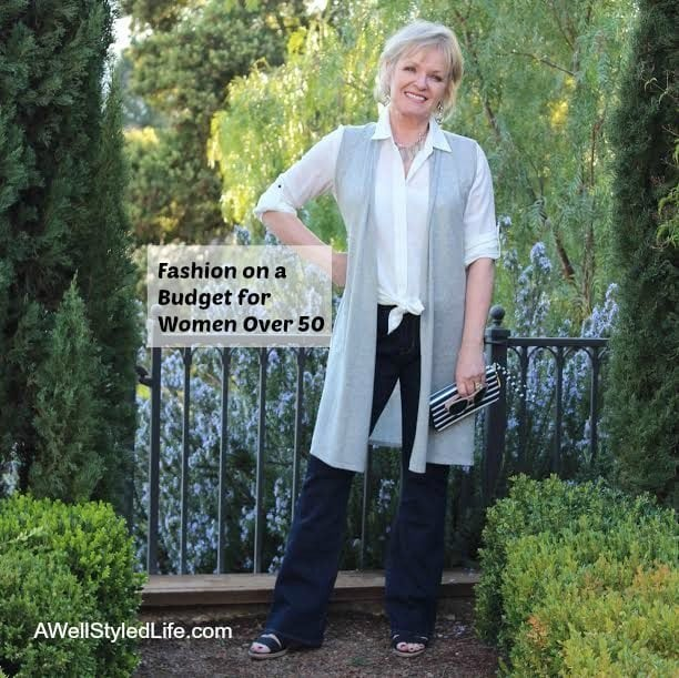 Fashion on a Budget for Women Over 50: Style Sweet Spot
