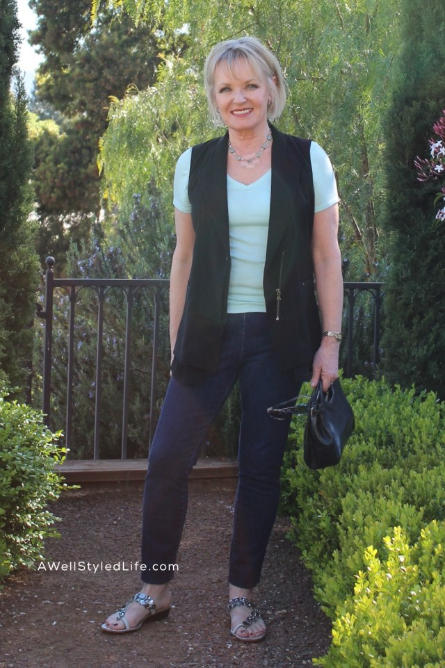 Very Casual Dressing For Women Over 50 Frumpy To Fabulous A Well