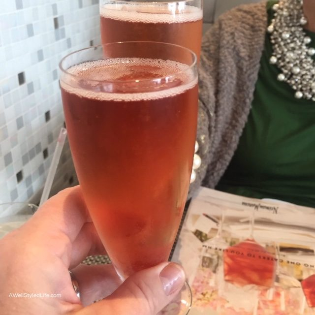 Pink Champagne at Neiman Marcus