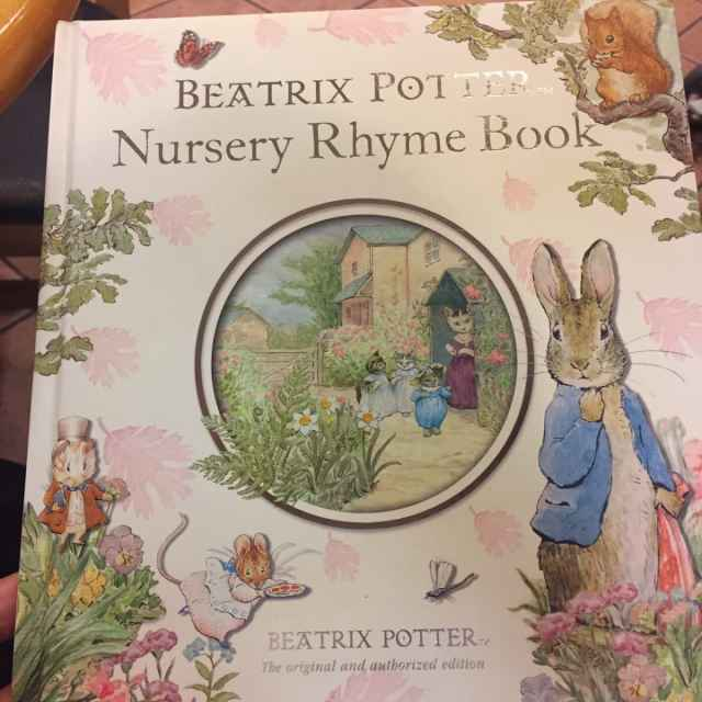 Beatrix Potter book for my grandson