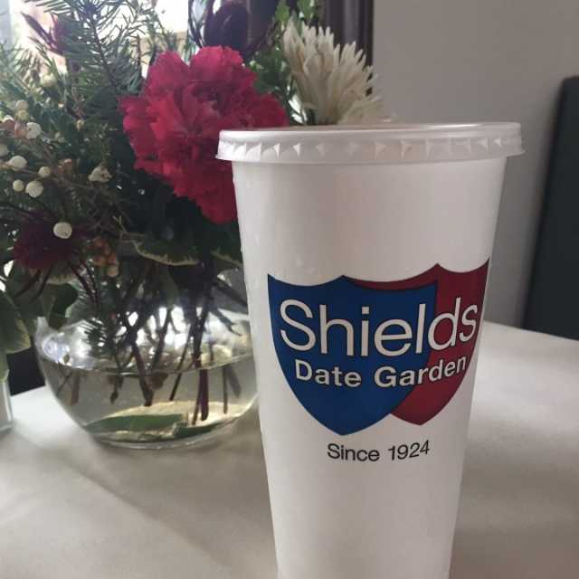 Shields Date Shake in Indio, CA