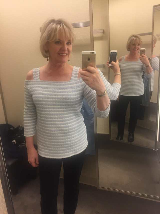 bare shoulder tops at Nordstrom