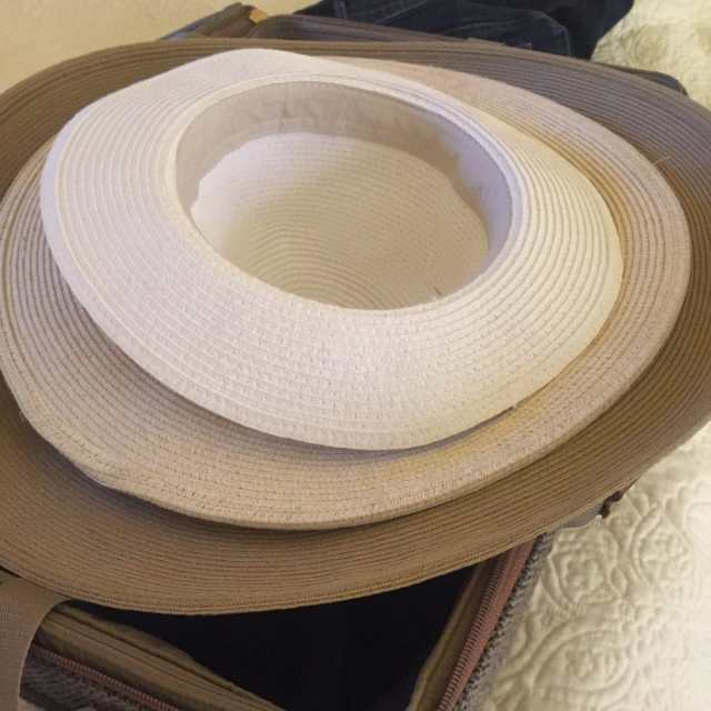 How to Pack Big Hats in a Small Suitcase