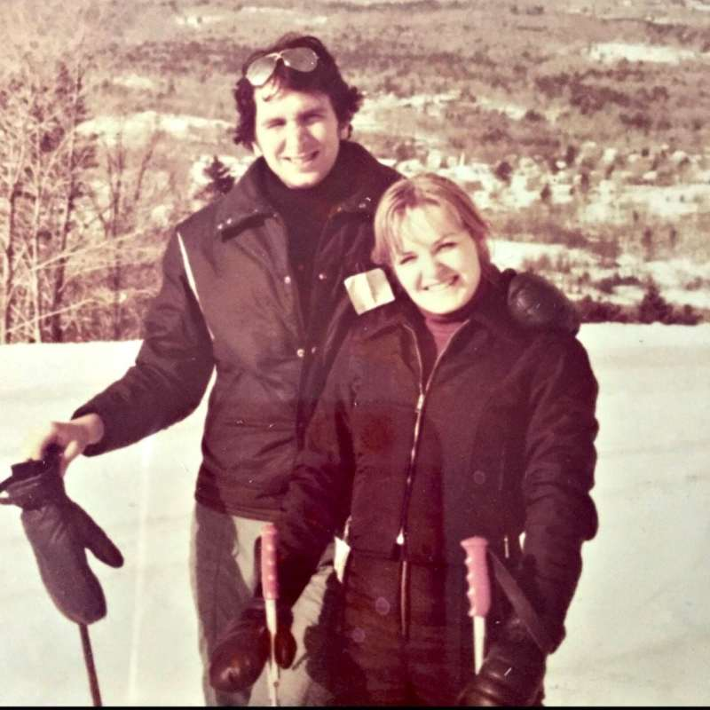 getting engaged in Stowe Vermont