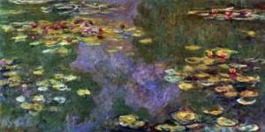 Monet's Water Lilies at Giverny