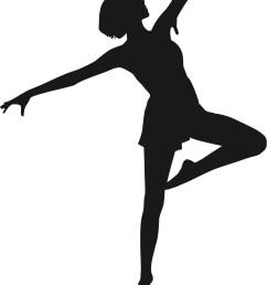jazz dancer png silhouette pin ballerina clipart jazz shoe 5 2344 [ 2344 x 2798 Pixel ]