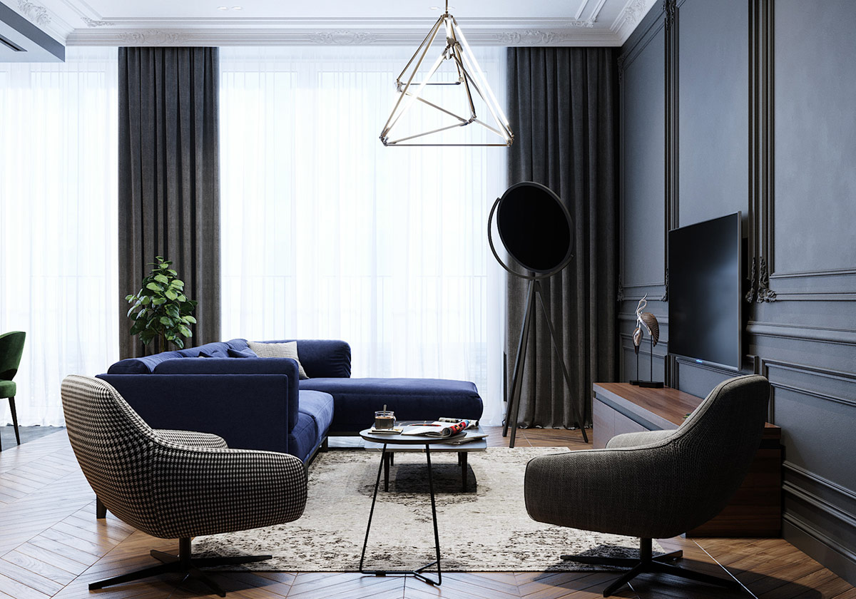 Modern Accent Chairs 1 Awesome Decors