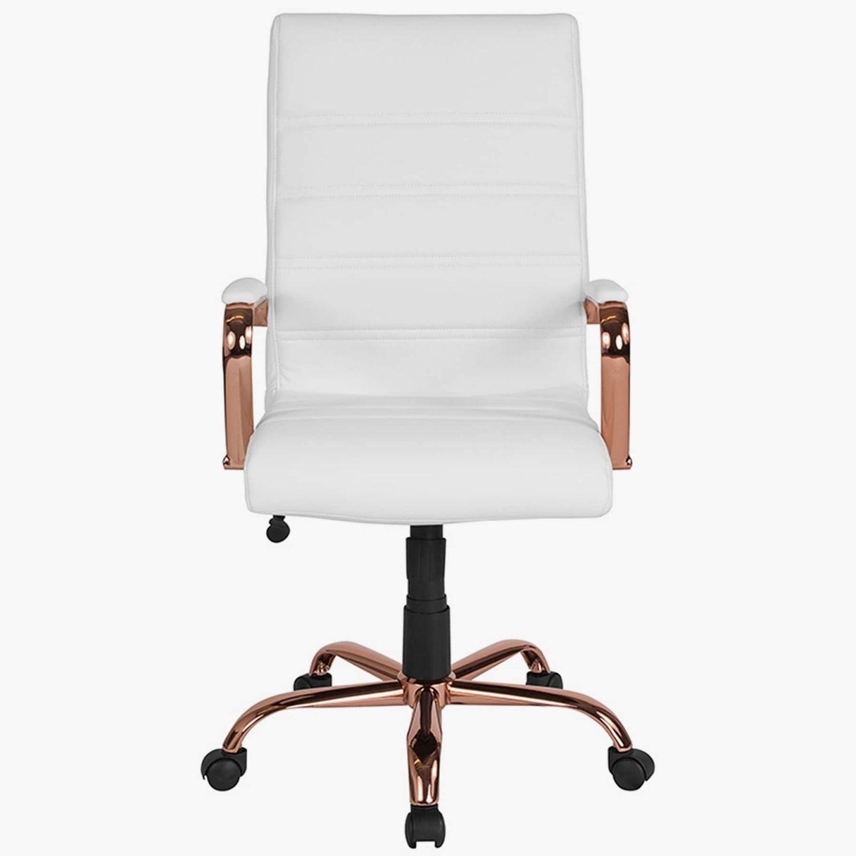 Ikea Leather Desk Chair