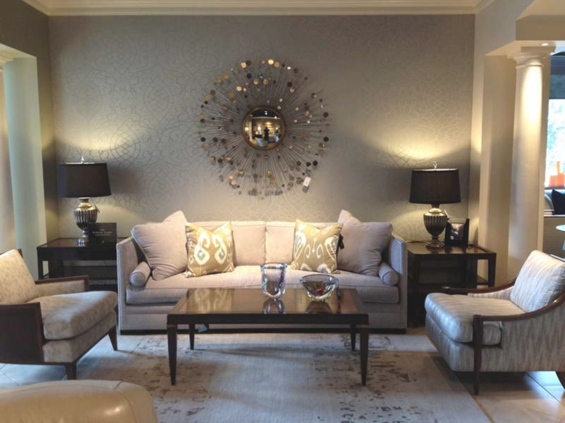 Large Wall Decor Ideas Decoration Brilliant Decorating With Regard To Large Wall Decor Ideas For Living Room Awesome Decors
