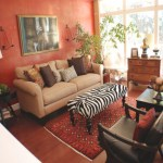 Zebra Print Ottoman Zebra Print And Red Living Room Decor Regarding Animal Print Living Room Decor Awesome Decors