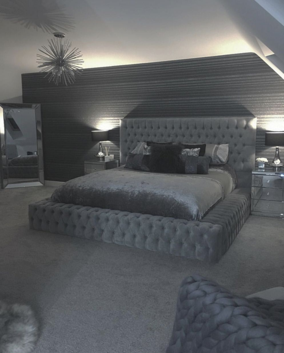 Excellent Grey White Bedroom Decorating Ideas Tips For 2020 In Bedroom Decorating Ideas Grey And White Awesome Decors