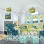 Living Rooms With Yellow Blue Green Orange Blue Green And Inside Blue And Green Bedroom Decorating Ideas Awesome Decors