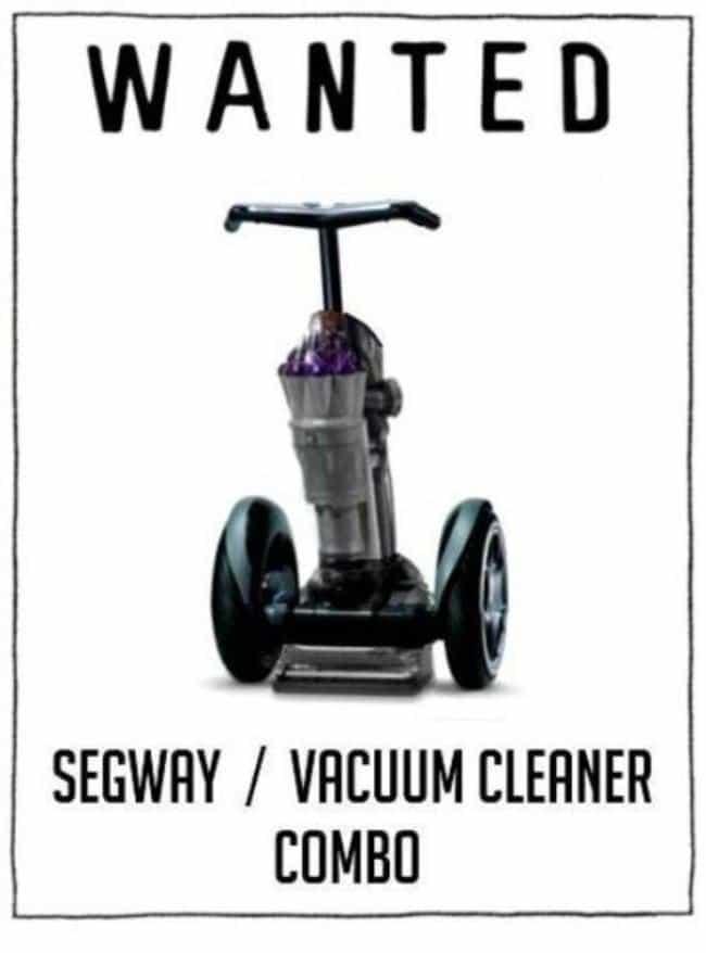 segway vacuum cleaner