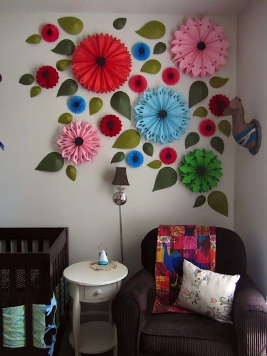 Wall art in versione creativa 10 spunti originali per le pareti  Fai da Te Creativo