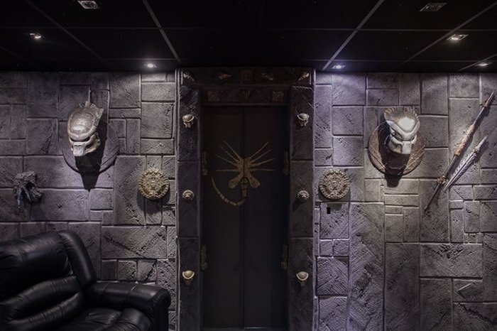 This Swedish Home Comes Complete With Awesome Predator