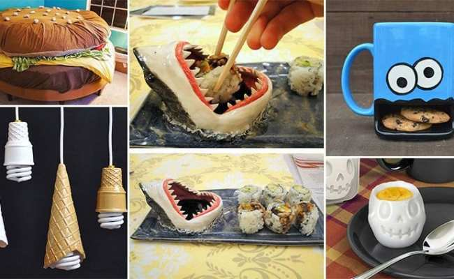 15 Creative Gift Ideas For Food Lovers Part 1