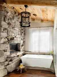15 Rustic Bathroom Designs You Will Love