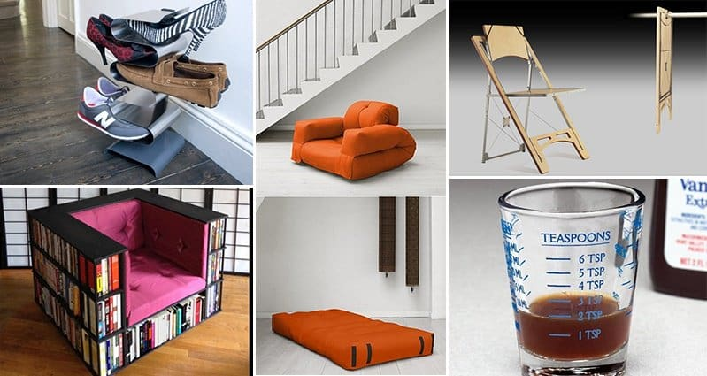 16 Awesome Space Saving Products That Just Make Sense