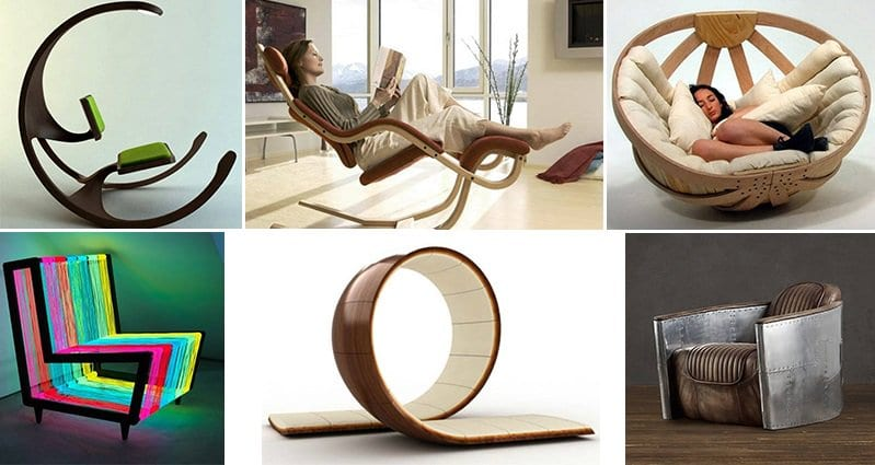 12 Crazy Chair Designs So Awesome They Put Normal Chairs